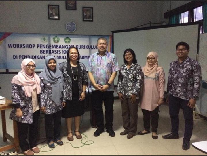 Workshop Pengembangan Kurikulum Berbasis KKNI di Prodi Teknik Industri Universitas Sari Mulia